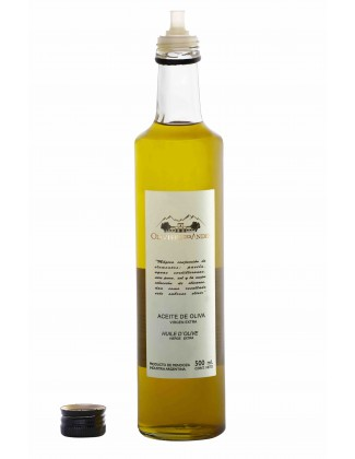 Oliviers des Andes -  Olive...