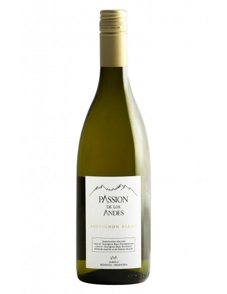 Bouteille de Sauvignon Blanc Passion de los Andes