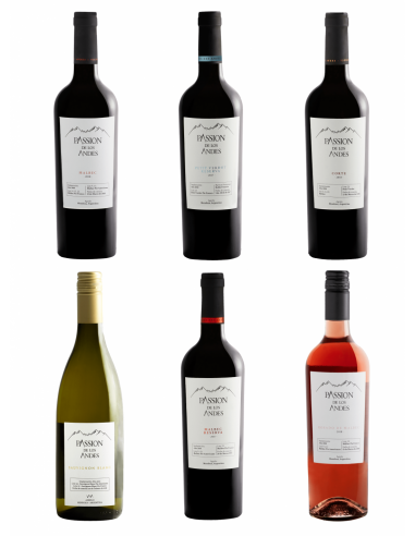 Discovery pack (2) 6 wines